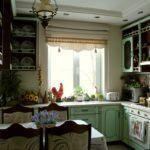 шторы на кухню - 15