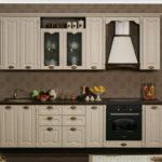 шторы на кухню - 17