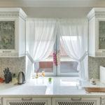 шторы на кухню - 18