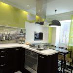 шторы на кухню - 2