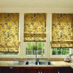 шторы на кухню - 5