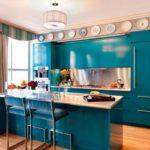 шторы на кухню - 9