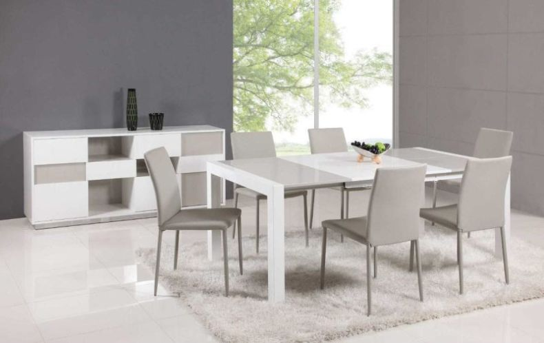 white-kitchen-table-sets