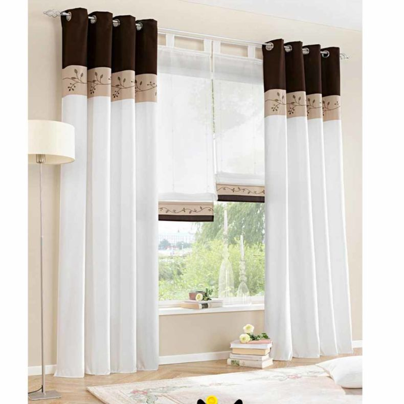 1-piece-only-2015-new-white-living-room-curtains-bedroom-window-curtain-blackout-screaaning-modern
