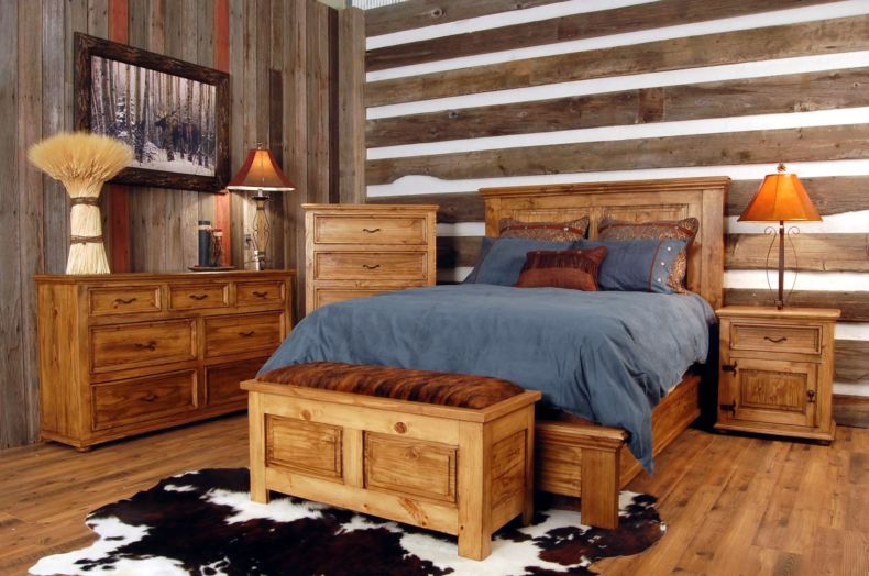 bedroom-furniture-rustic
