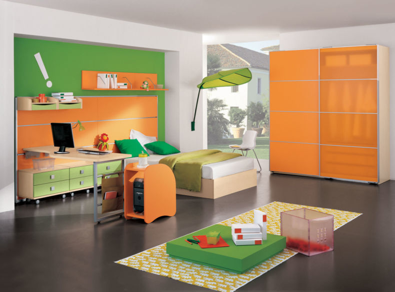 colorful-children-bedroom-design