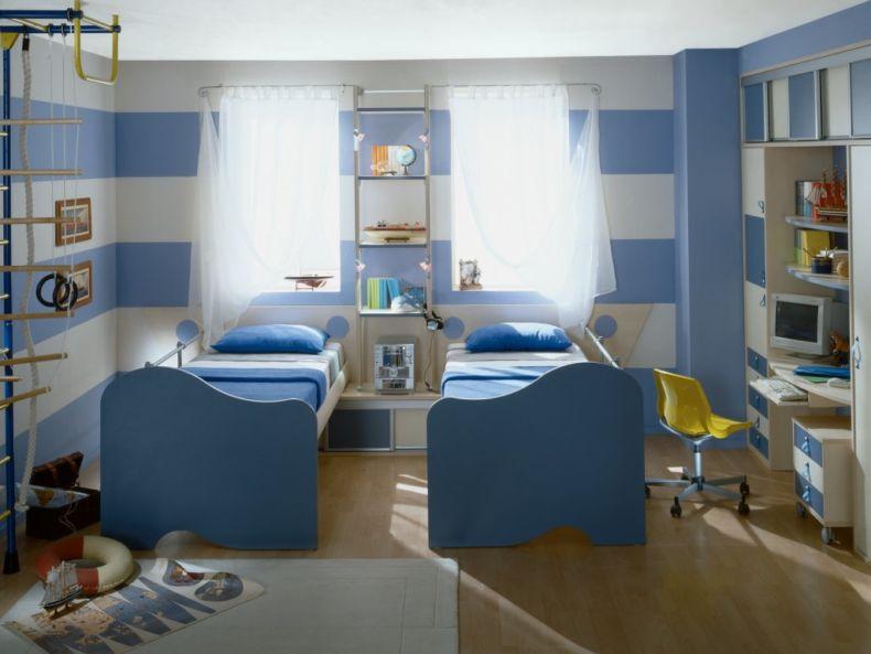 dizajn-detskoj-komnaty-dlya-dvux-detej