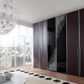 Шкаф в спальню — 100 фото идей лучших моделей в интерьере