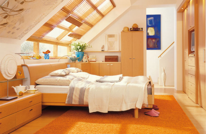 elegant-attic-bedroom-design-with-wood-ceiling-interior-ideas-small-attic-bedroom-ideas