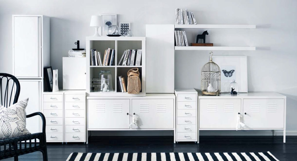 the truth about the white IKEA ektorp sectional  The Tiny