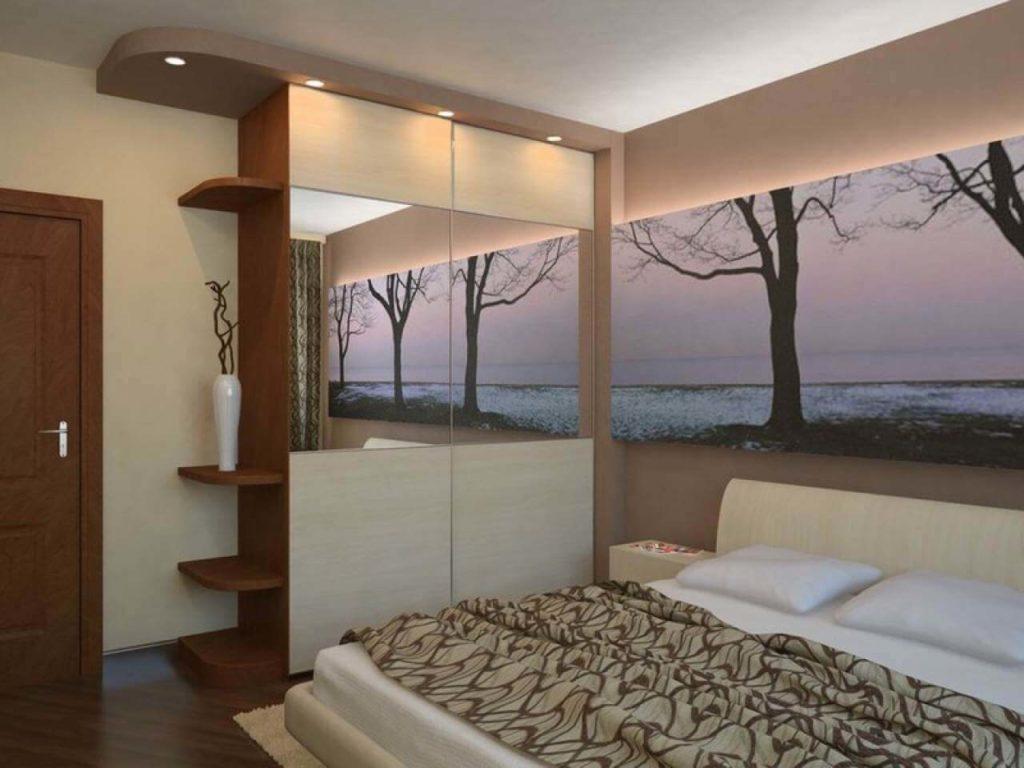Идеи для маленькой спальни в хрущевке фото