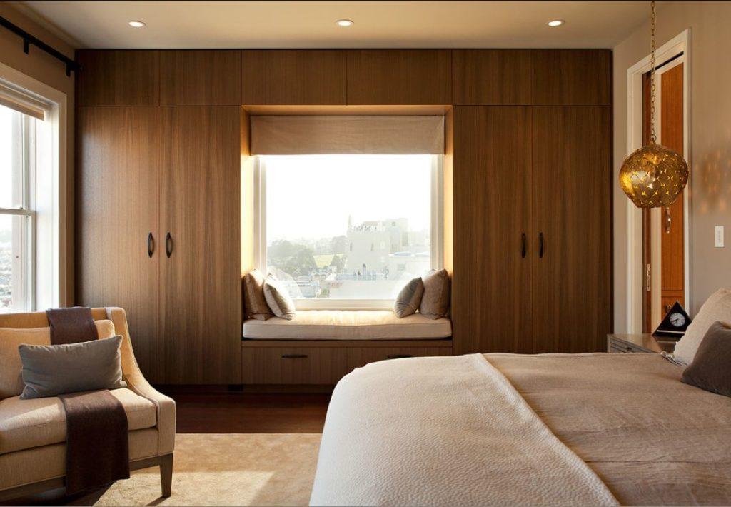 Спальня 3 на 2.5 дизайн спальня