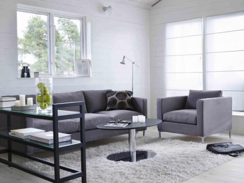 trendy-room-modern-grey-sofa-set-with-white-fur-rug-for-stylish-living-room-image-of-new-on-style-2017-gray-and-white-living-room