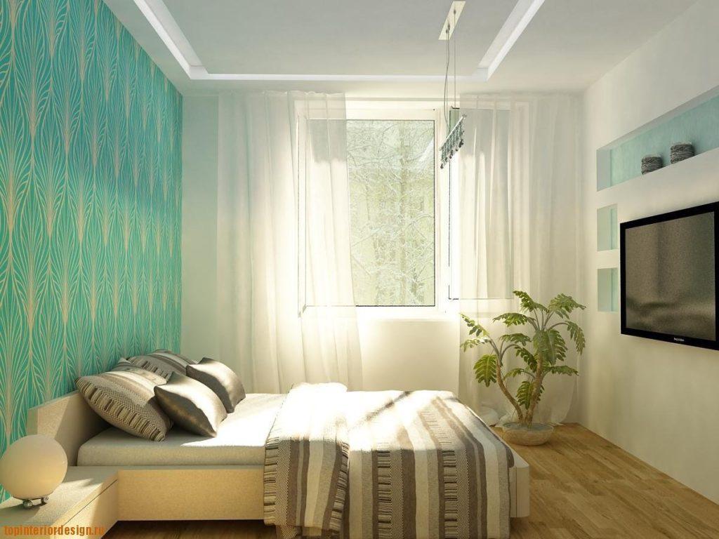 Интерьер маленькой спальни в хрущевке 9 кв.м фото
