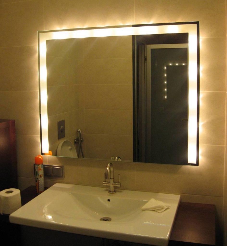 Светодиодная подсветка в ванне своими руками