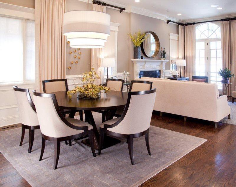 стол в гостиную как сделать правильный выбор фото идеи и рекомндации
