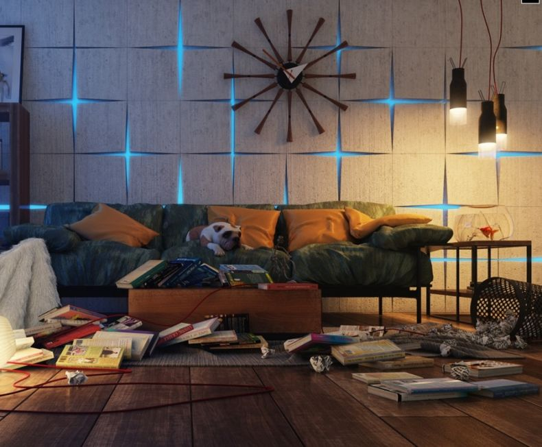 backlit-living-room-feature-wall