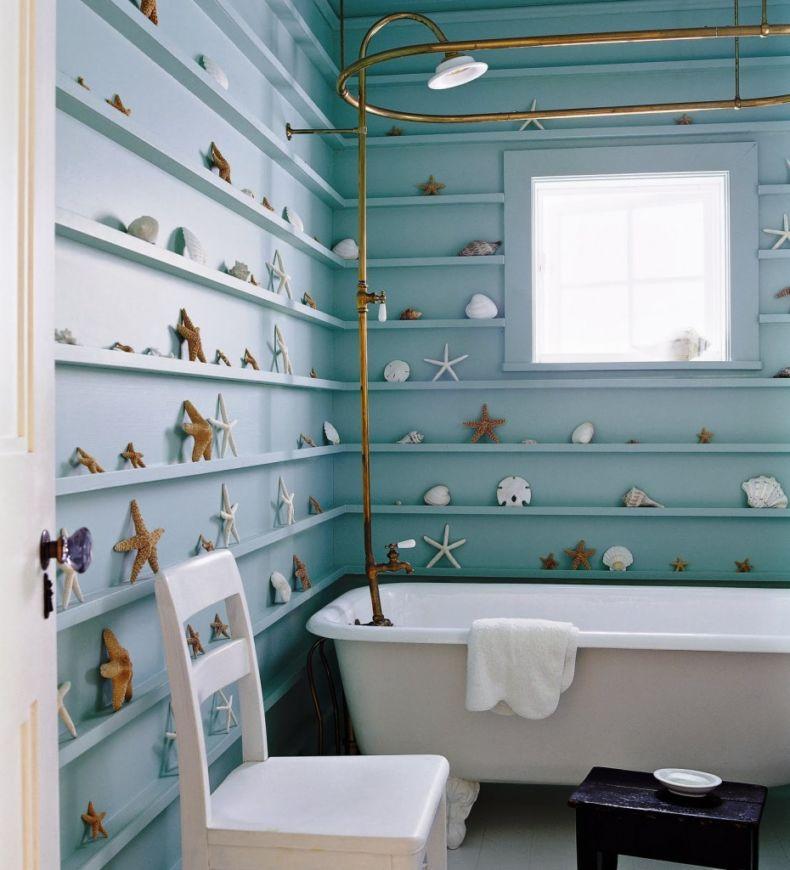 Полочки для ванной комнаты фото своими руками фото 911