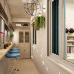 dizajn-balkona-s-barnoj-stojkoj