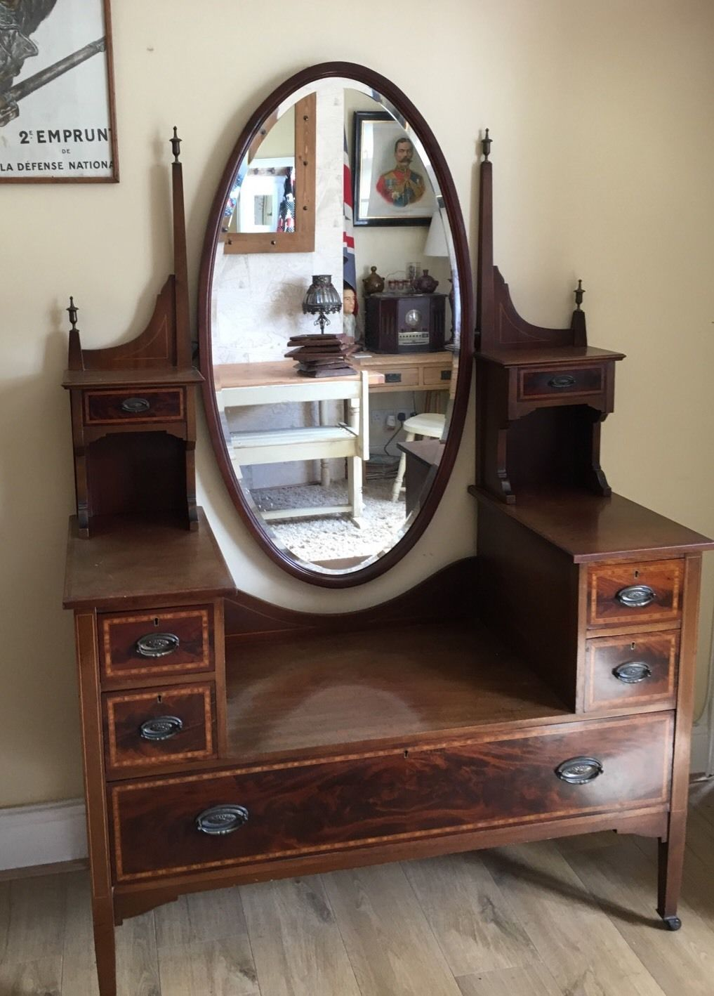 edwardian-dressing-table-with-large-mirror-bedroom-vintage