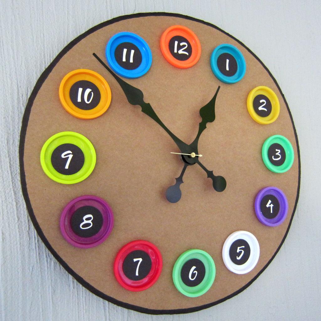 Часы из фотографии своими руками фото 739