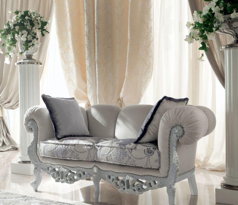 Impero-style-sofa-luxury-Italian-handmade-furniture-Bella-Vita-collection-Modenese-Gastone