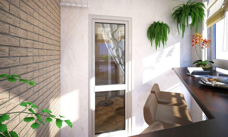 krasivyj-dizajn-balkona-s-kamennoj-stenoj