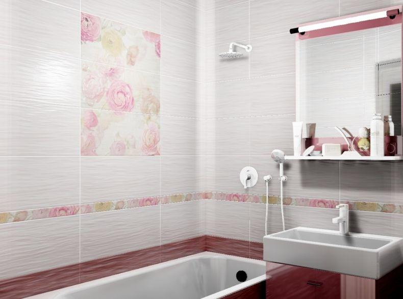 маленькая ванная комната фото модных тенденций в оформлении интерьера