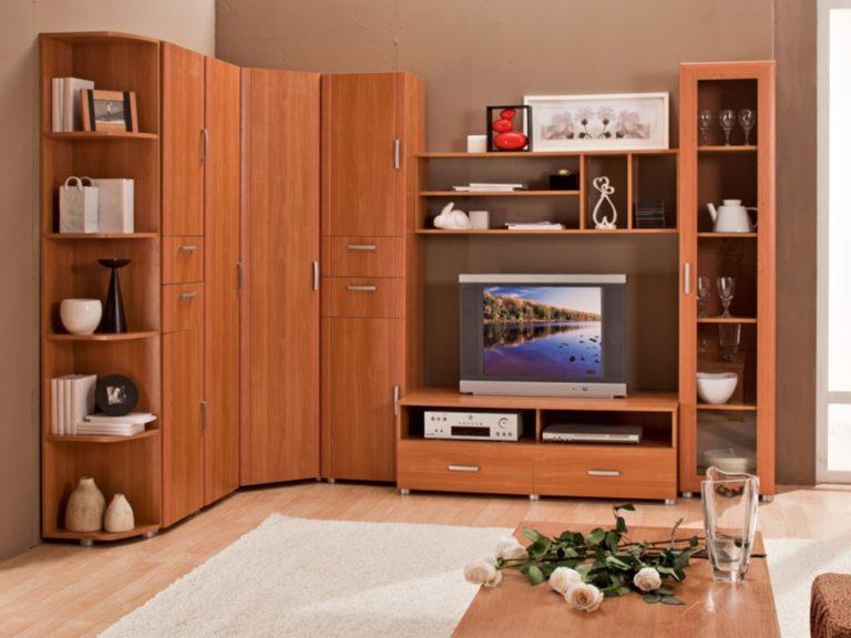Угловая гостиная: топ-50 фото красивого интерьера в современ.