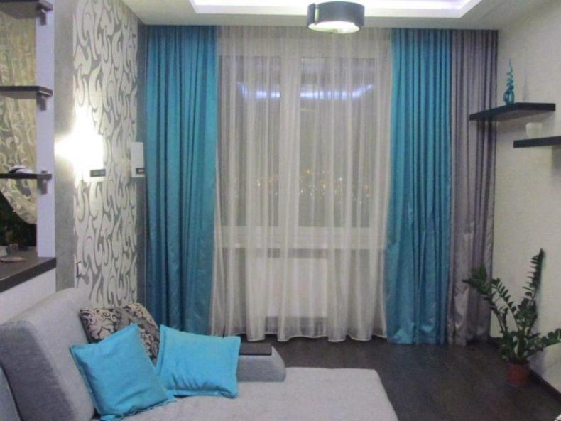 Ночные шторы в интерьере - правила идеального оформления, 100 фото новинок ночных штор в интерьере