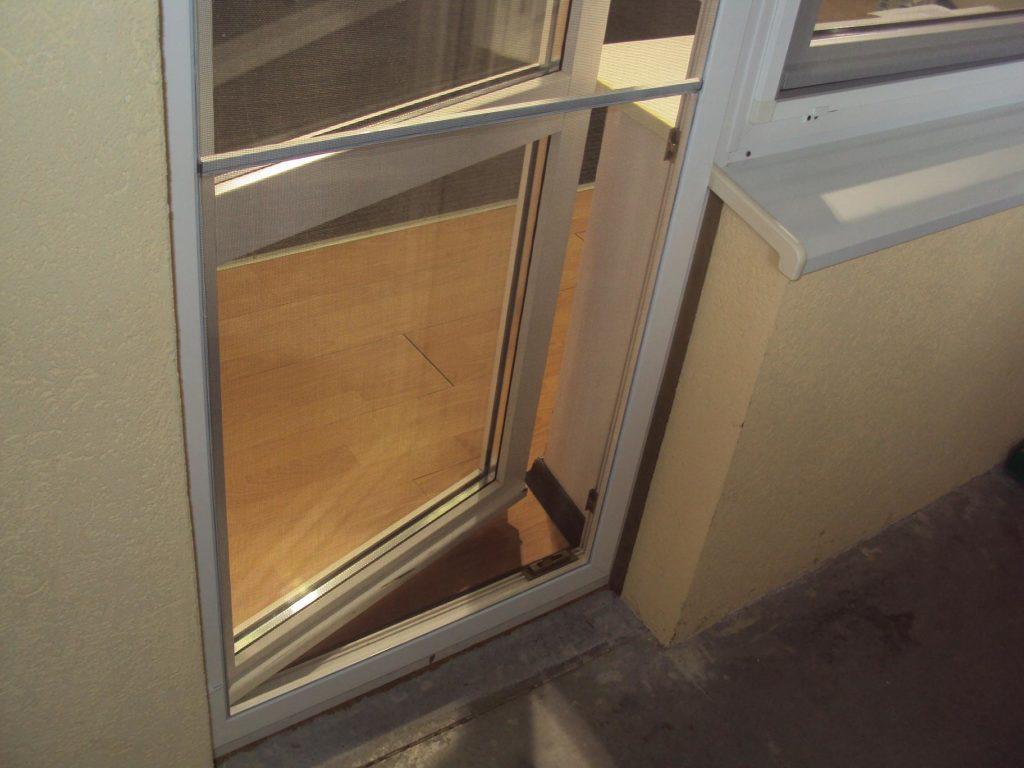 Дверь на балкон своими руками фото 223
