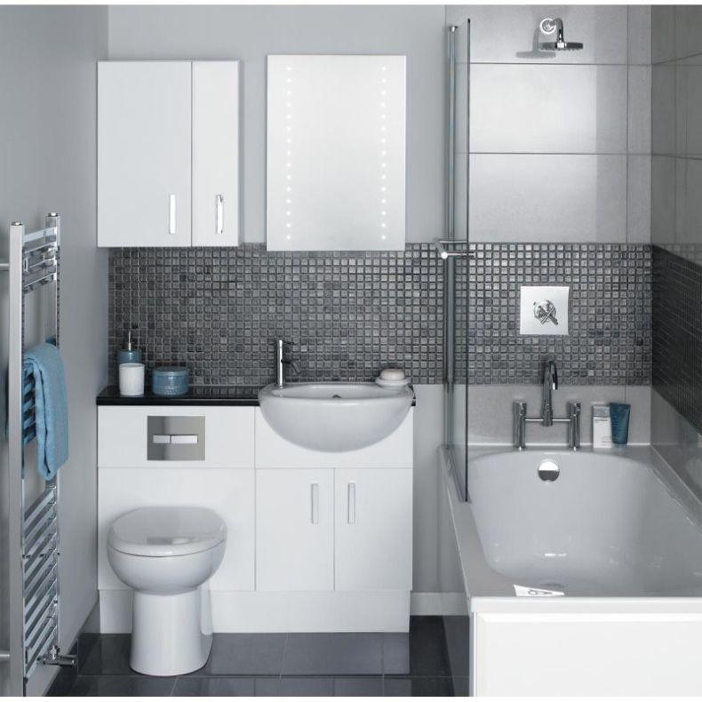 Bathroom Small Space Design