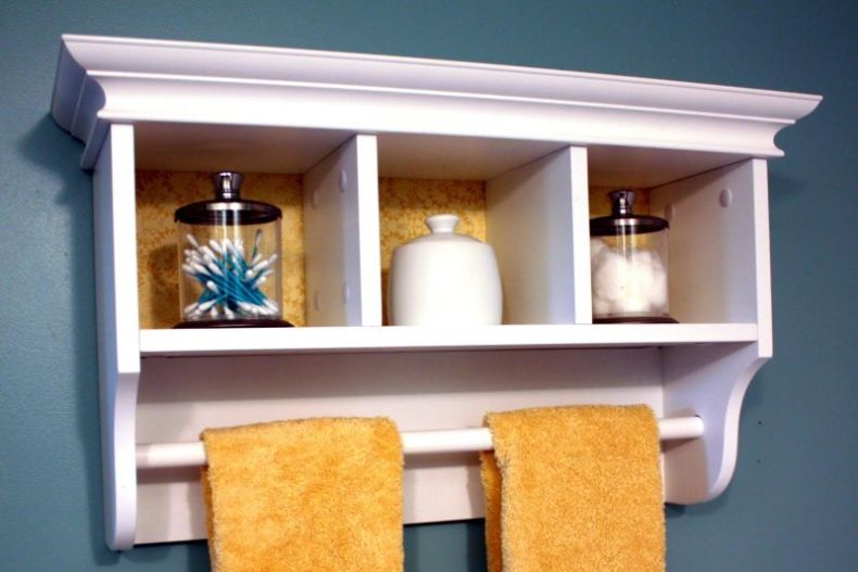 small-wall-shelves-bathroom