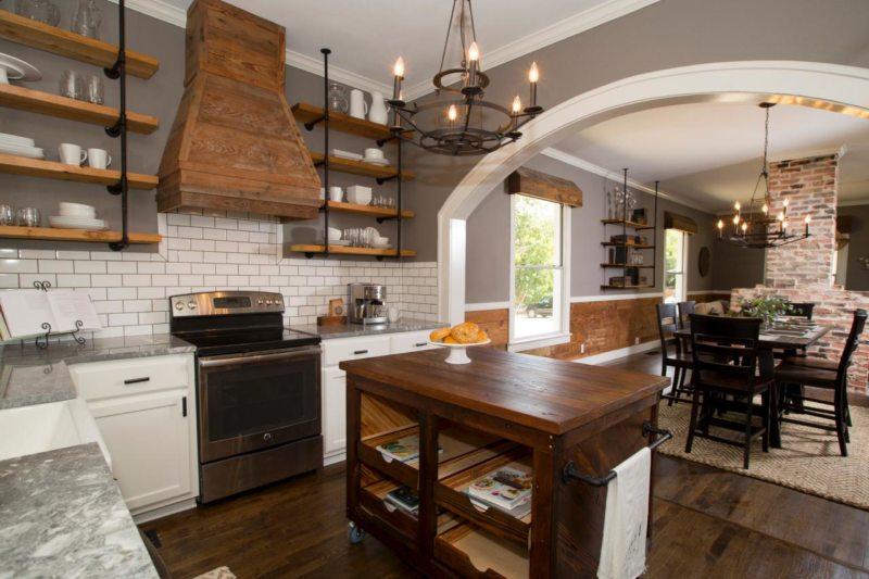 Арка на кухню (6)