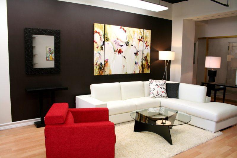 Декор в гостиной (11)