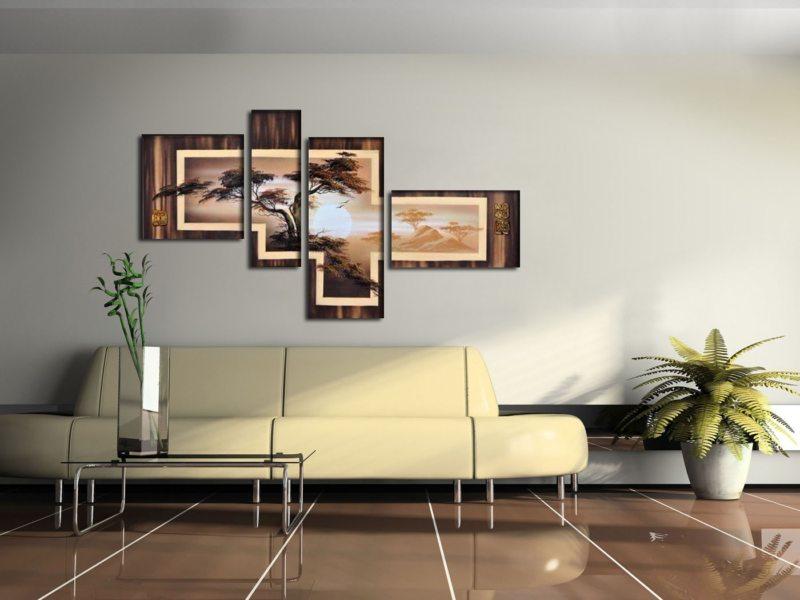 Декор в гостиной (12)
