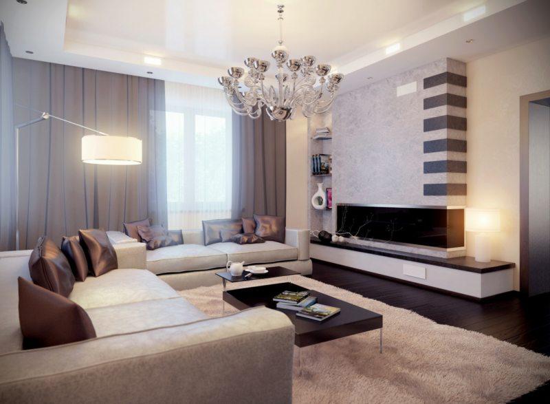 Декор в гостиной (24)