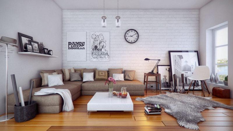 Декор в гостиной (25)