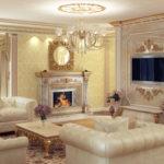 Декор в гостиной (27)