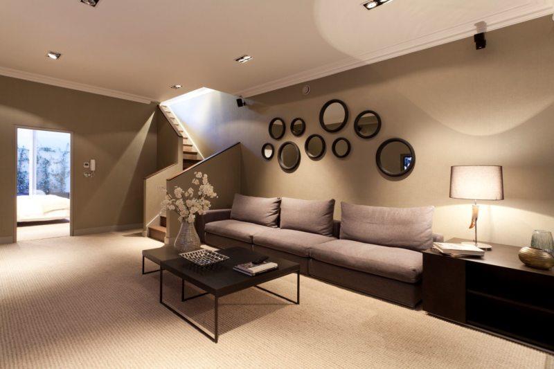 Декор в гостиной (28)