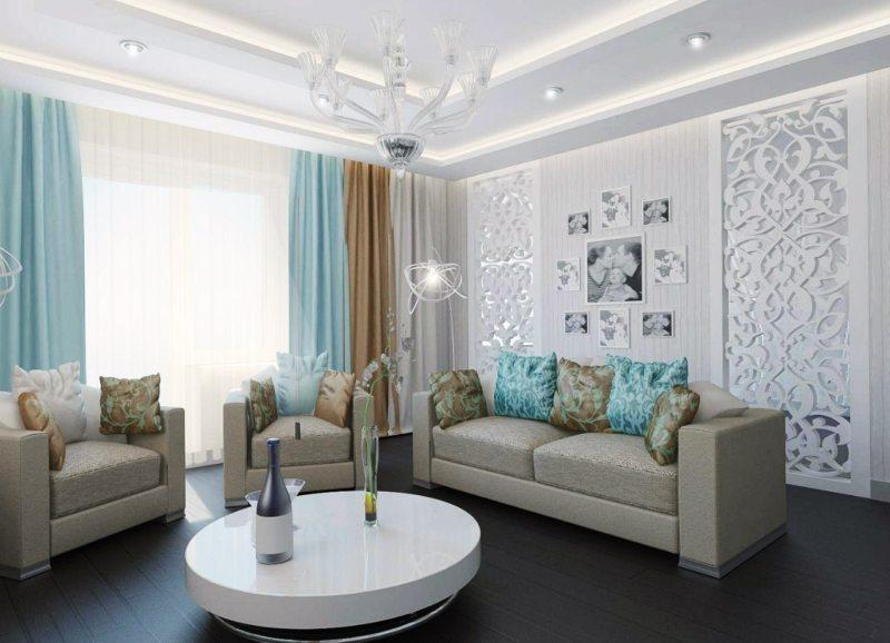 Декор в гостиной (38)