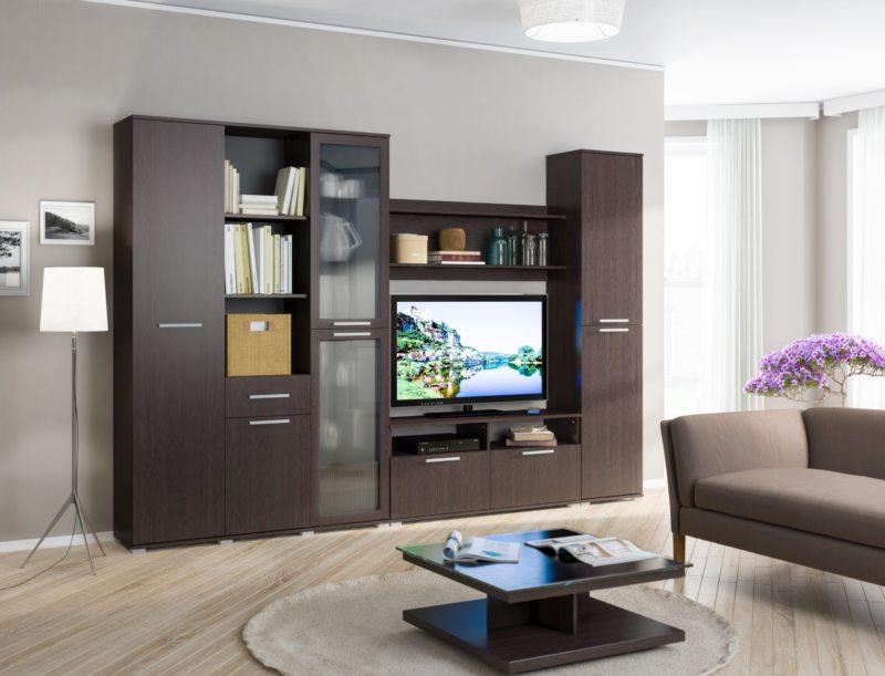 Декор в гостиной (43)