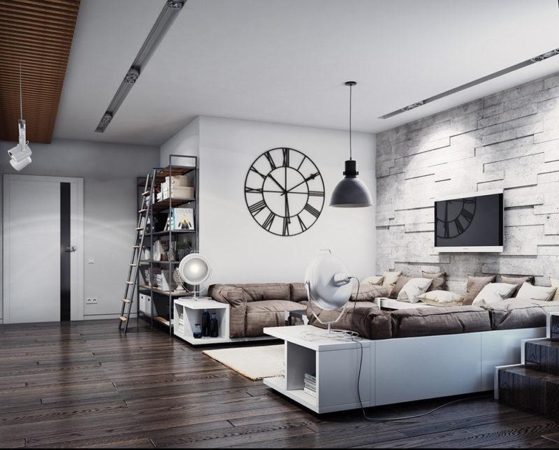 Декор в гостиной (49)