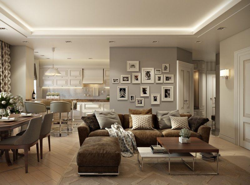 Декор в гостиной (50)