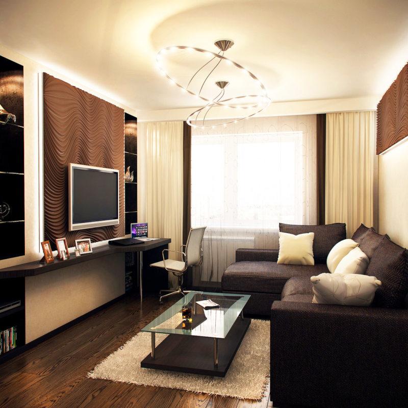 Декор в гостиной (54)