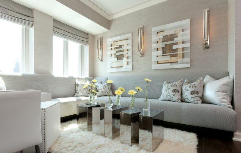 Декор в гостиной (7)