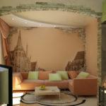Декор в гостиной (8)