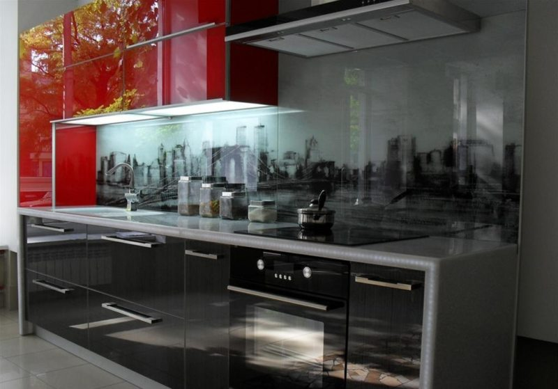 Фартук на кухне (11)