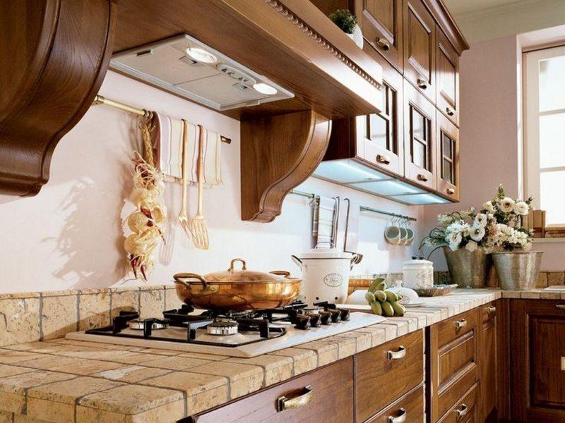 Фартук на кухне (42)