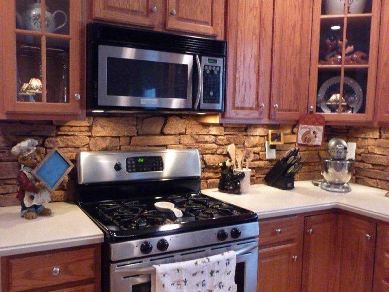 Фартук на кухне (44)